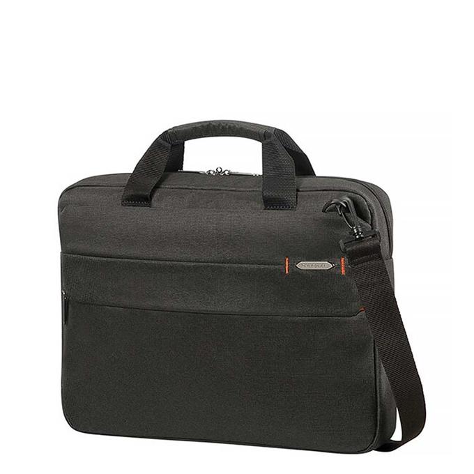 """Samsonite Network 3 Laptop Bag 15.6"""" charcoal black - 1"""