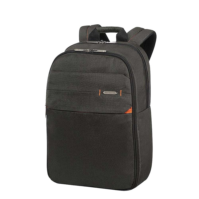 "Samsonite Network 3 Laptop Backpack 15.6"" charcoal black"