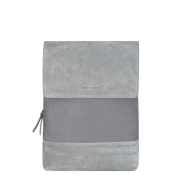 Kapten & Son Oslo Backpack all grey - 1
