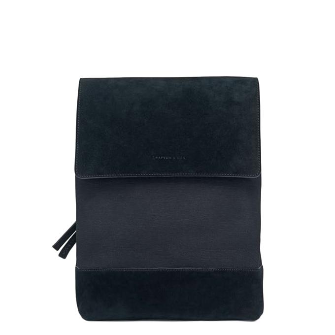 Kapten & Son Oslo Backpack all black - 1