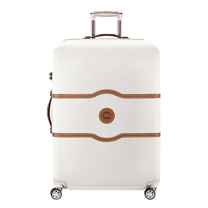 Delsey Chatelet Air 4 Wheel Trolley 77 angora