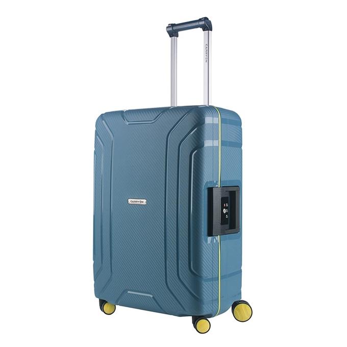 CarryOn Steward Trolley 65 ice blue - 1