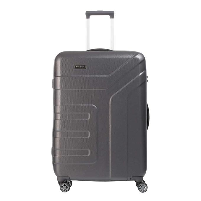 Travelite Vector 4 Wiel Trolley L anthracite - 1