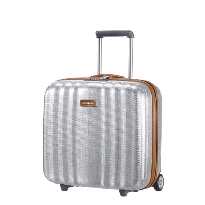 Samsonite Lite-Cube DLX Rolling Tote Plus aluminium - 1