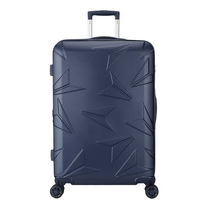Decent Q-Luxx Trolley 77 deep blue - 1