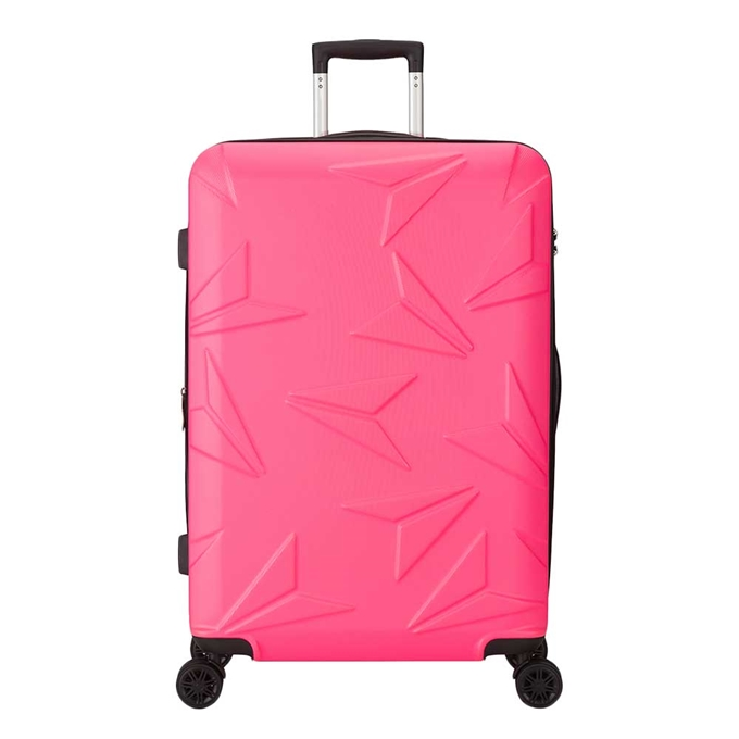 Decent Q-Luxx Trolley 77 pink - 1