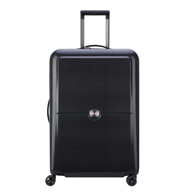 Delsey Turenne 4 Wheel Trolley 70 black - 1