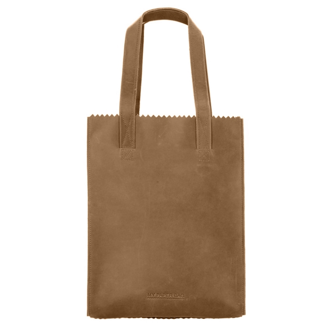 Myomy Paper Bag Shopper hunter original