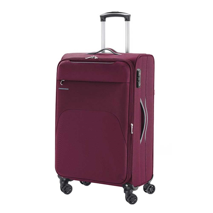 Gabol Zambia Trolley Medium 69 burgundy - 1