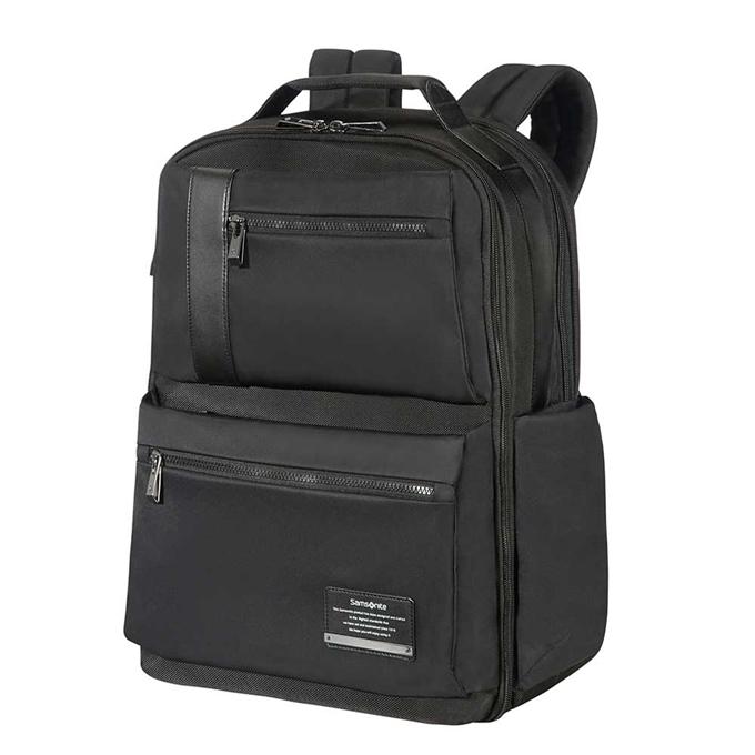 """Samsonite Openroad Weekender Backpack 17.3"""" jet black - 1"""