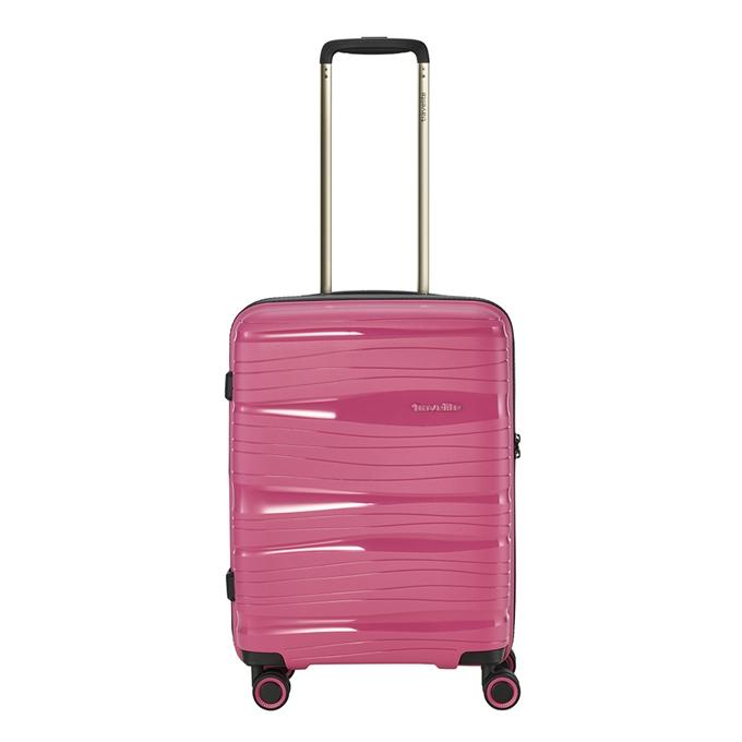 Travelite Motion 4w Trolley S rose - 1