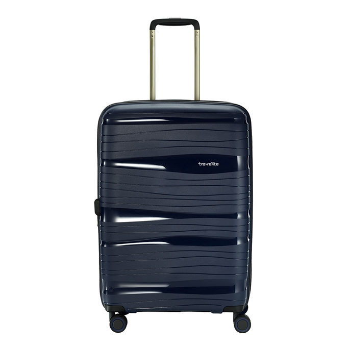 Travelite Motion 4w Trolley M Expandable navy - 1