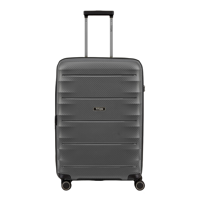 Titan Highlight 4 Wiel Trolley M Expandable anthracite - 1