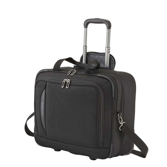 Travelite Crosslite Businesswheeler black