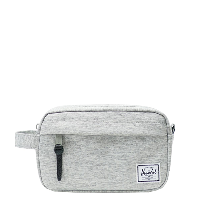 Herschel Supply Co. Chapter Carry On Toilettas light grey crosshatch - 1