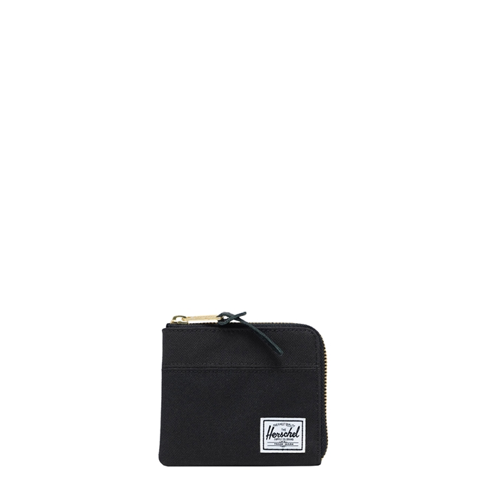 Herschel Supply Co. Johnny Portemonnee RFID black - 1