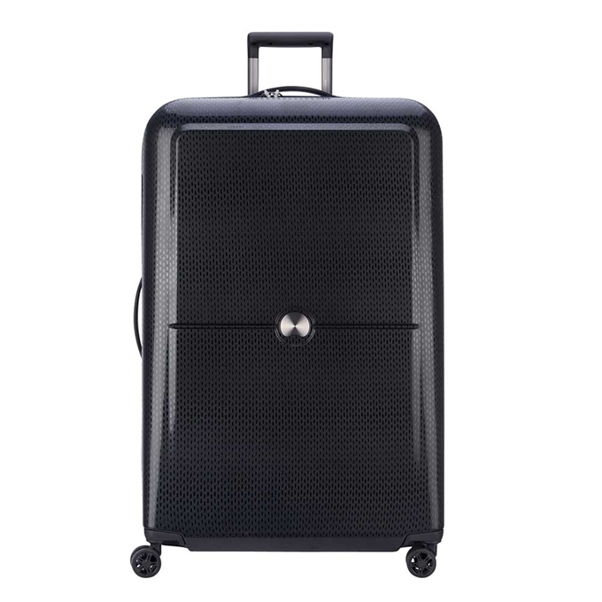 Delsey Turenne 4 Wheel Trolley 82 black - 1