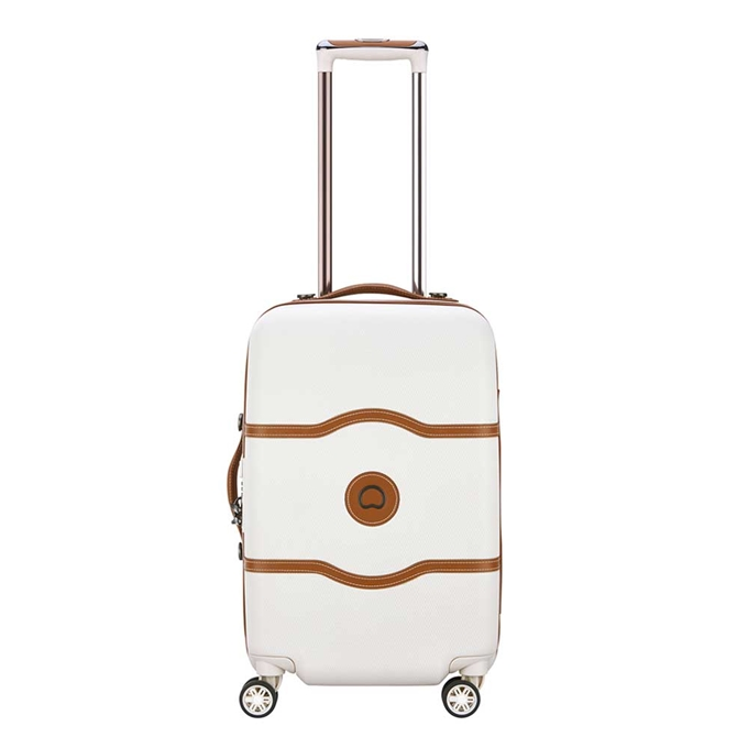 Delsey Chatelet Air 4 Wheel Trolley 55 angora - 1