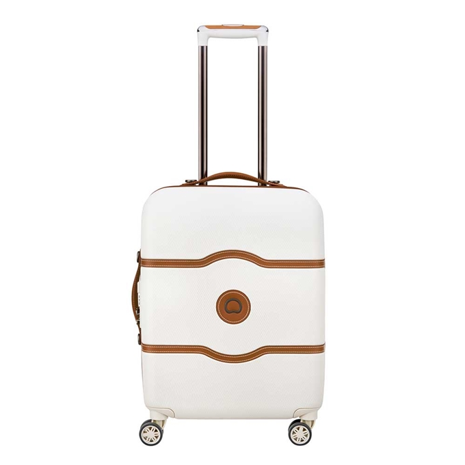 Delsey Chatelet Air 4 Wheel Slim Trolley 55 angora - 1
