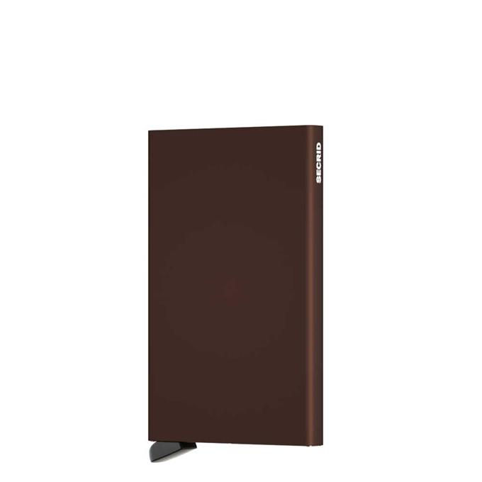 Secrid Cardprotector Kaarthouder brown - 1