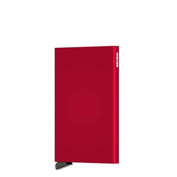 Secrid Cardprotector Kaarthouder red - 1