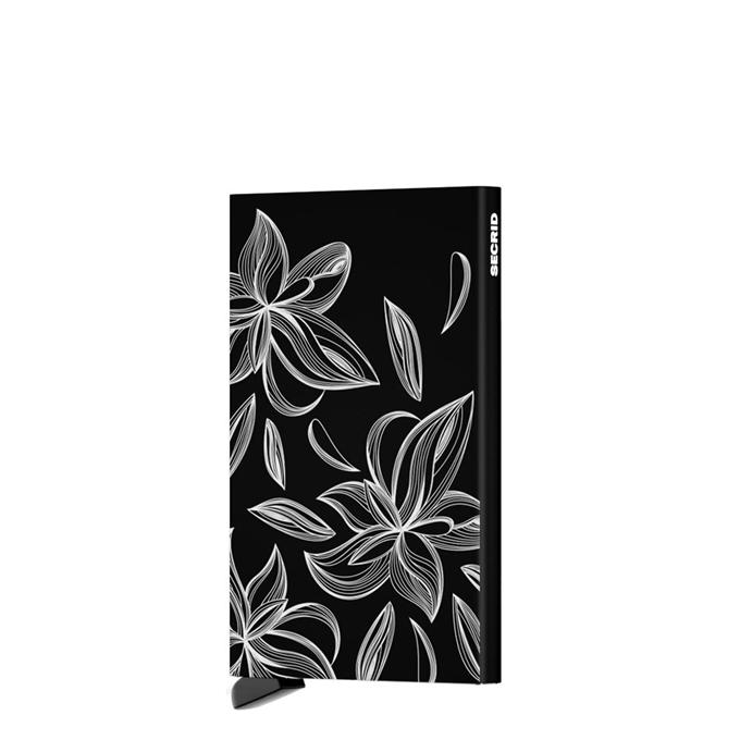 Secrid Cardprotector Kaarthouder laser magnolia black