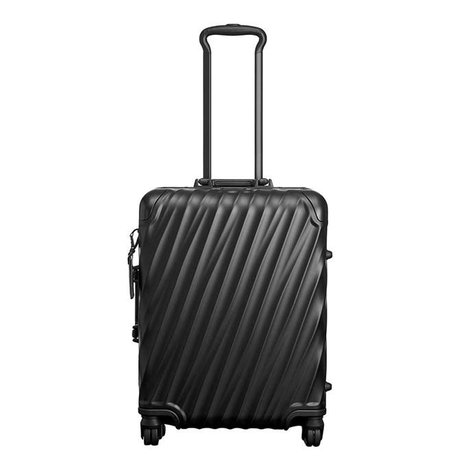 Tumi 19 Degree Aluminium Continental Carry-On matte black - 1