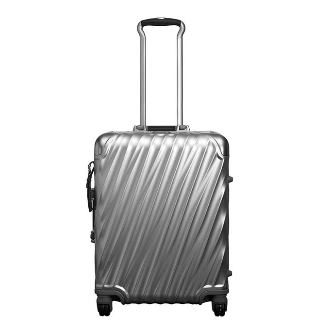 Tumi 19 Degree Aluminium Continental Carry-On silver - 1
