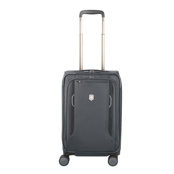 Victorinox Werks Traveler 6.0 Softside Frequent Flyer Carry-On grey - 1