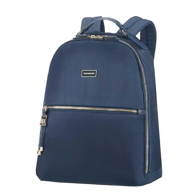 "Samsonite Karissa Biz Backpack 14.1"" dark navy - 1"