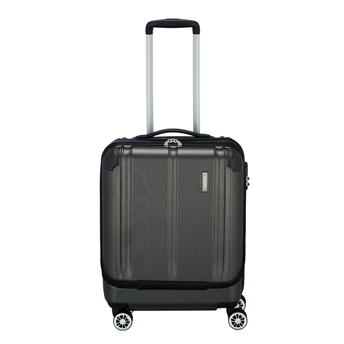 Travelite City 4 Wiel Trolley S Business anthracite - 1