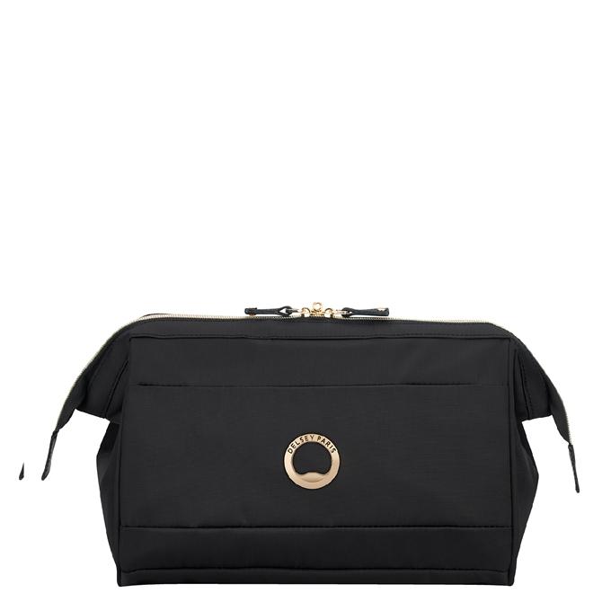 Delsey Montrouge Wet Pack black - 1