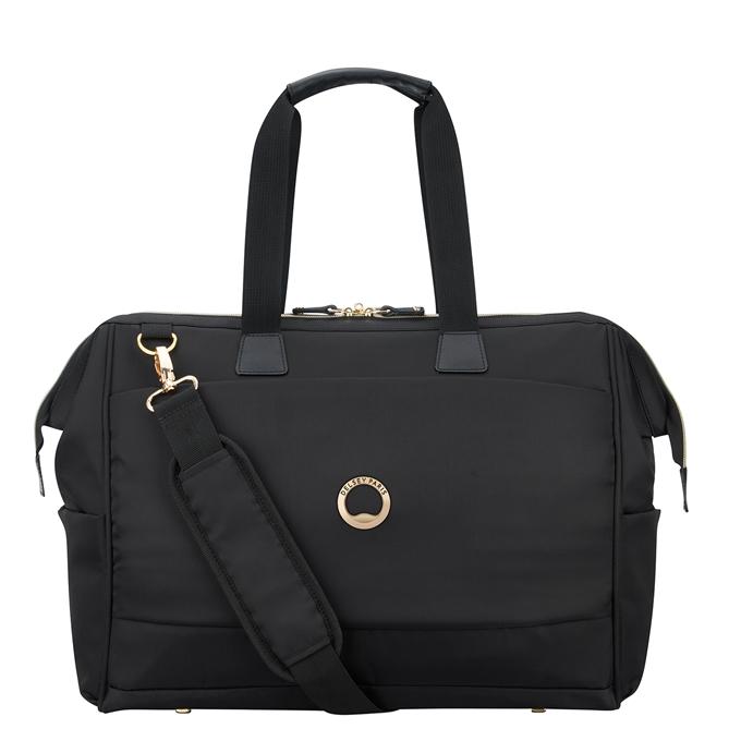 Delsey Montrouge Reporter Bag black - 1