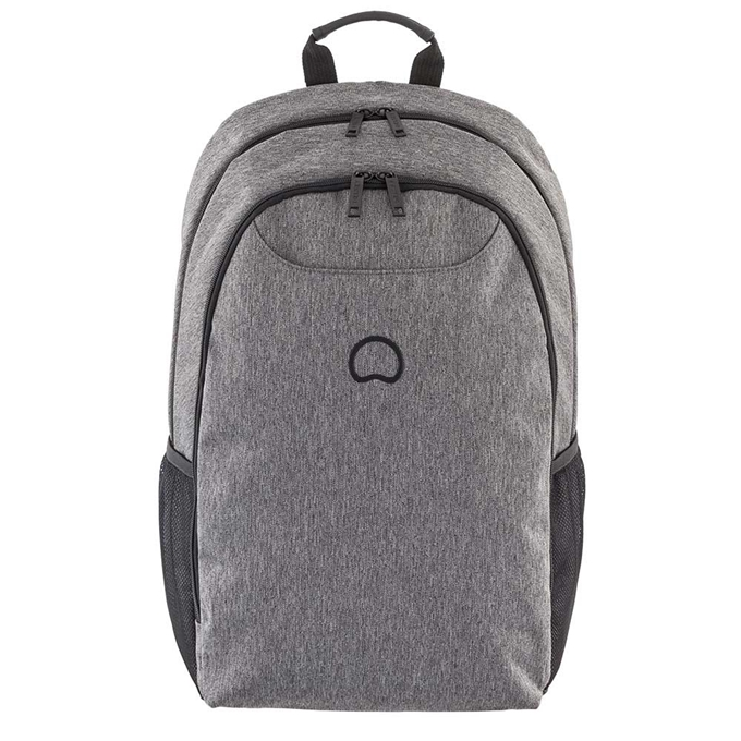 """Delsey Esplanade One Compartment Backpack M 15.6"""" anthracite - 1"""