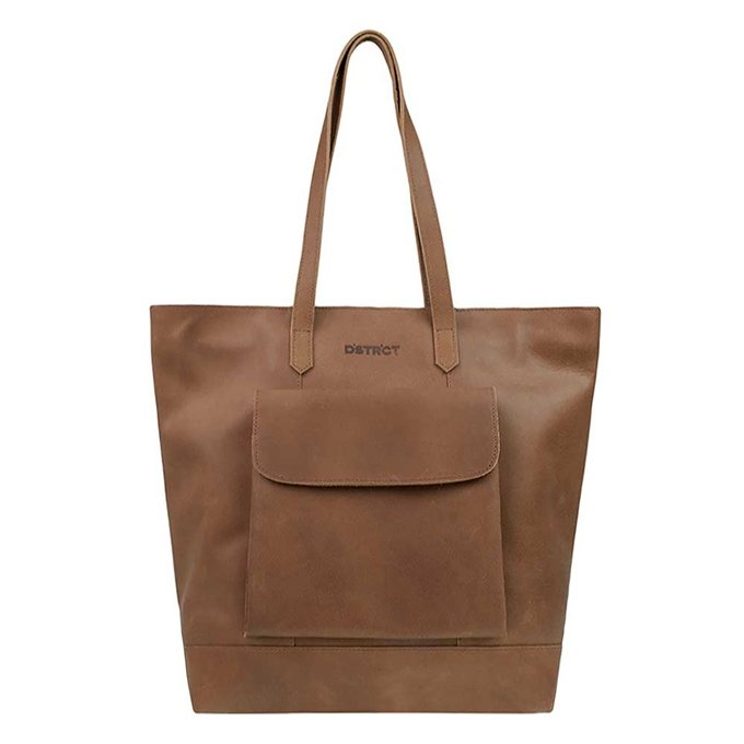 DSTRCT River Side Shopper brown