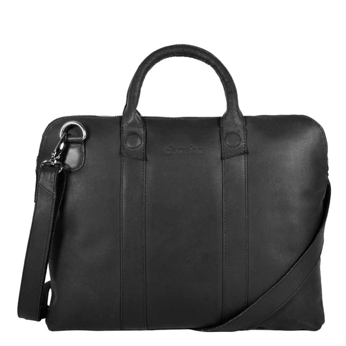 "DSTRCT Fletcher Street Laptopbag 14"" black - 1"