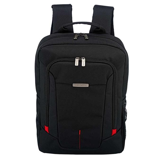 Travelite @Work Business Backpack Slim black - 1