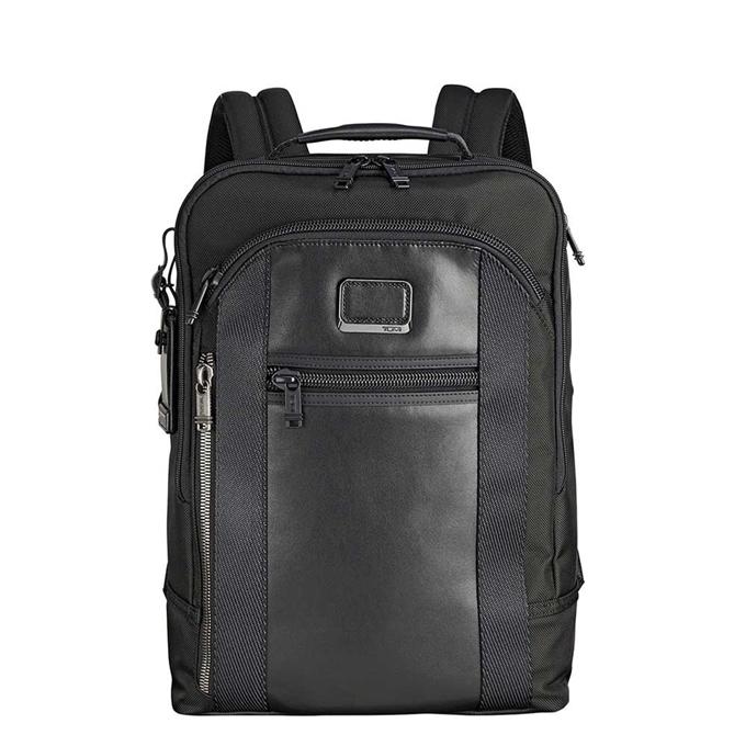 Tumi Alpha Bravo Davis Backpack black - 1