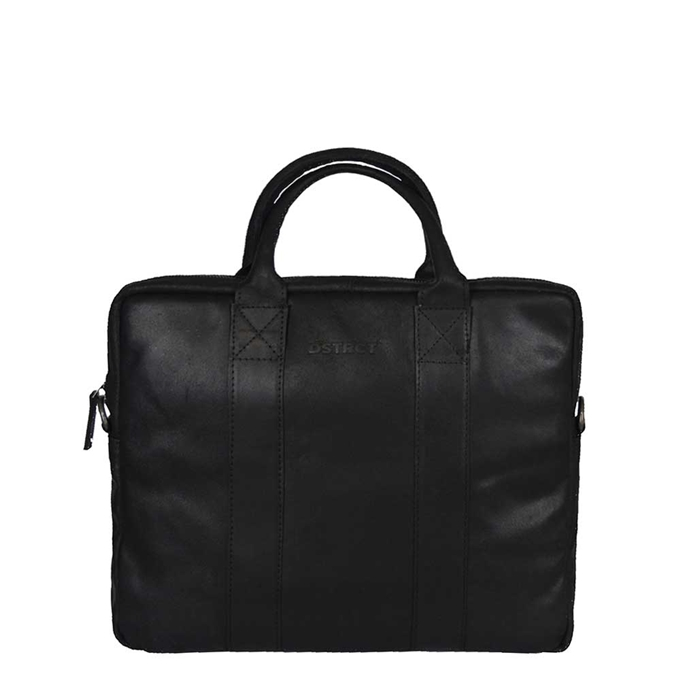 DSTRCT Main Street Workingbag 13.3'' black - 1