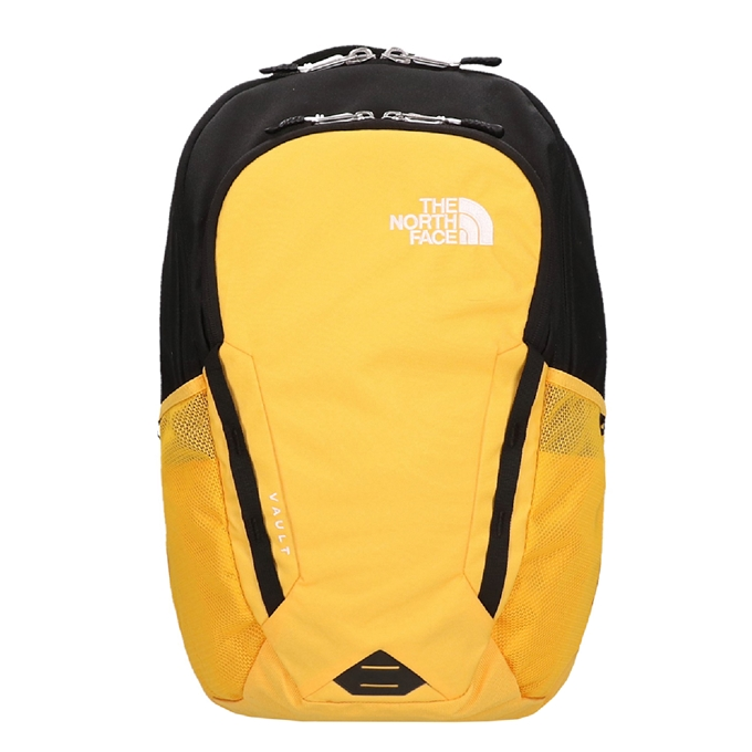 The North Face Vault Backpack tnf yellow / tnf black