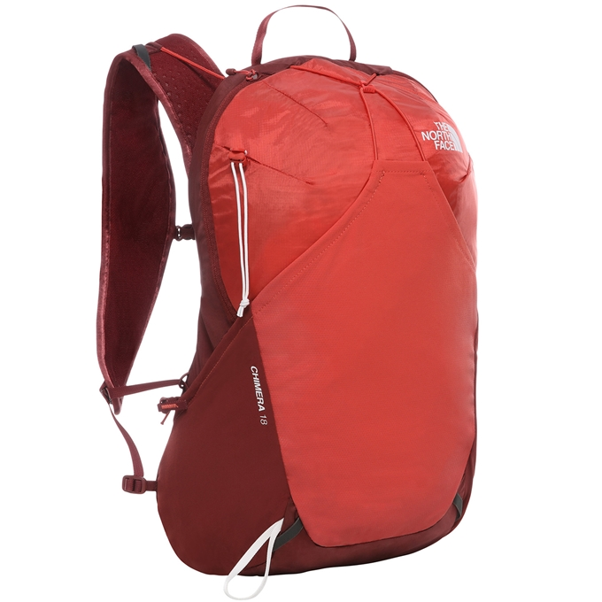 The North Face Chimera Women's Backpack 24L barolo red / sunbaked red