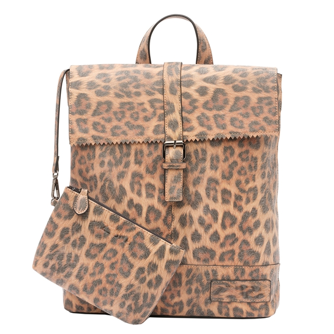 Zebra Trends Natural Bag Loiza Backpack camel - 1