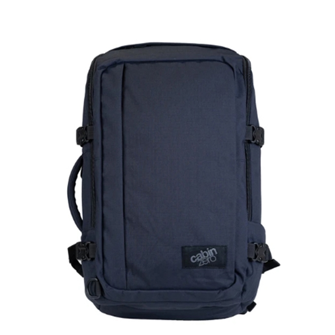 CabinZero Adventure 32L Cabin Backpack absolute black