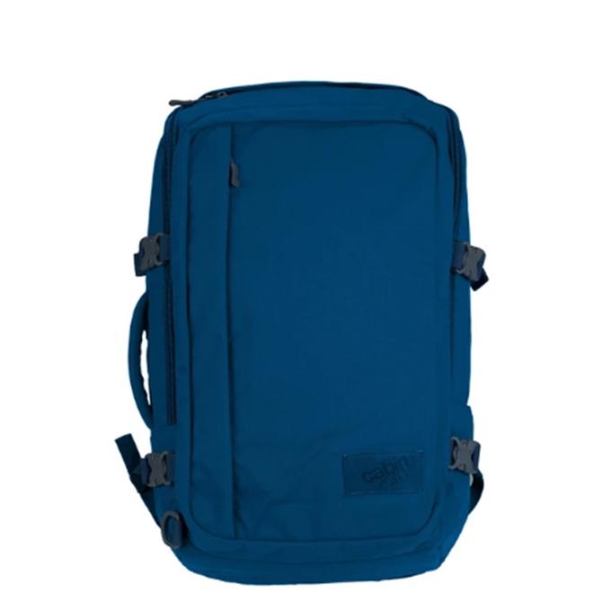 CabinZero Adventure 32L Cabin Backpack atlantic blue