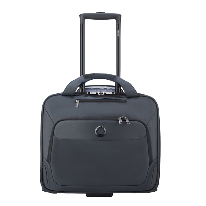 Delsey Parvis Plus 1 Compartment Cabin Trolley Boardcase M gris