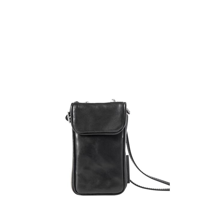 Aunts & Uncles Jamies Orchard Cloudberry Phone Bag jet black