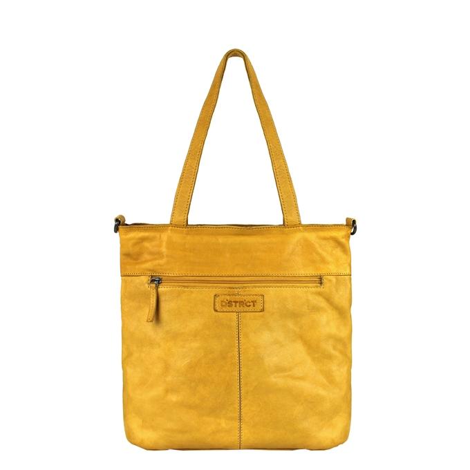 DSTRCT Harrington Road Shopper L yellow2 - 1