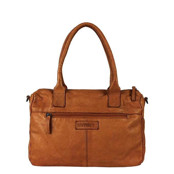DSTRCT Harrington Road Handbag cognac - 1
