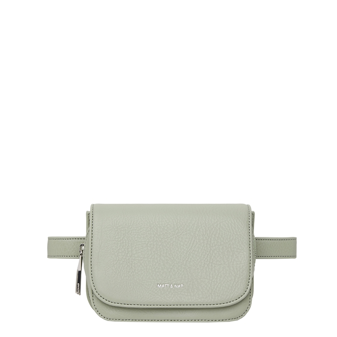 Matt & Nat Dwell Park Waist Bag mojito