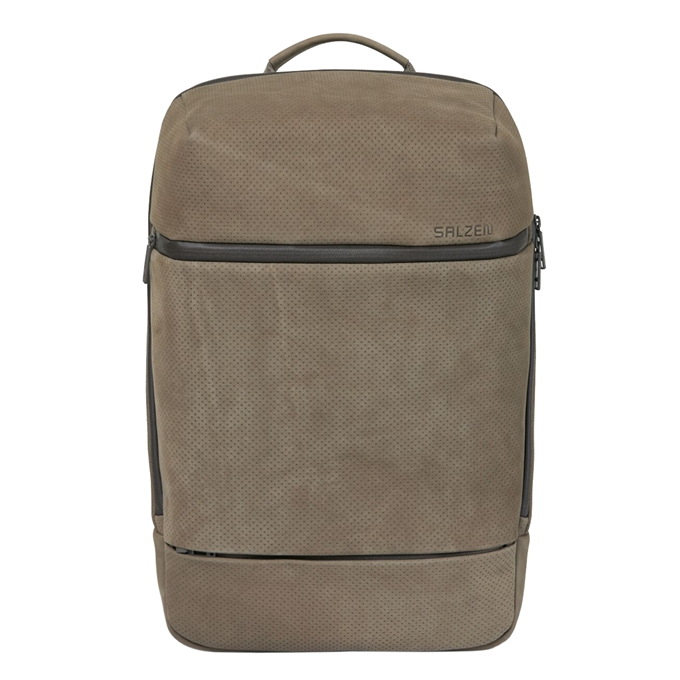 Salzen Savvy Daypack Leather weims taupe